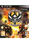 Jeux PS3 Kochmedia RIDE TO HELL : RETRIBUTION