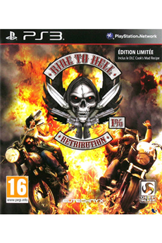 Jeux PS3 RIDE TO HELL : RETRIBUTION Kochmedia
