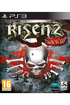 Jeux PS3 RISEN 2 : DARK WATERS Kochmedia