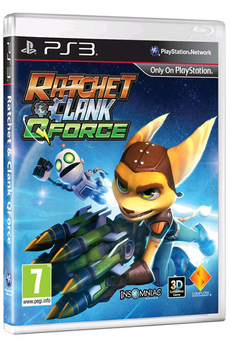 Jeux PS3 RATCHET & CLANK Q-FORCE Sony