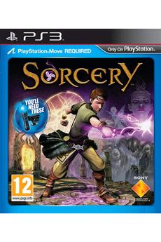 Sony Jeu Playstation 3 - Sorcery