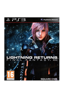 Jeux PS3 Lightning Returns : Final Fantasy XIII Square Enix