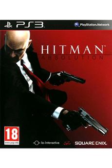Jeux PS3 HITMAN ABSOLUTION Square Enix