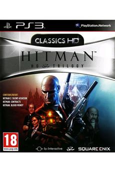 Jeux PS3 HITMAN TRILOGIE Square Enix