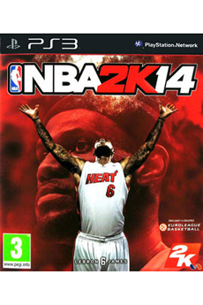 Jeux PS3 NBA 2K14 Take2