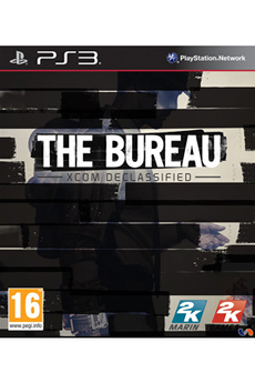 Jeux PS3 THE BUREAU XCOM DECLASSIFIED Take2