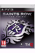 Jeux PS3 Thq SAINTS ROW 3 : THE THIRD