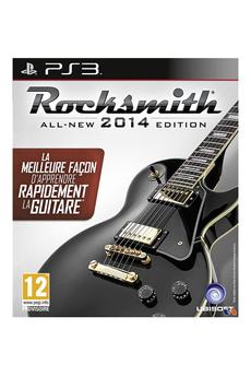 Jeux PS3 Ubisoft ROCKSMITH 2 P3 VF