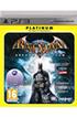Jeux PS3 BATMAN:ARKHAM ASYLUM PLATINUM Warner