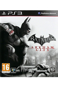 Jeux PS3 Warner BATMAN ARKHAM CIT.P3