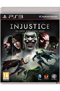 Jeux PS3 Warner INJUSTICE