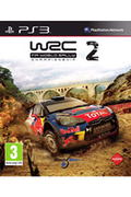 Jeux PS3 Warner WRC 2 : FIA WORLD RALLY CHAMPIONSHIP