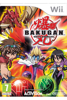 Jeux Wii BAKUGAN Activision