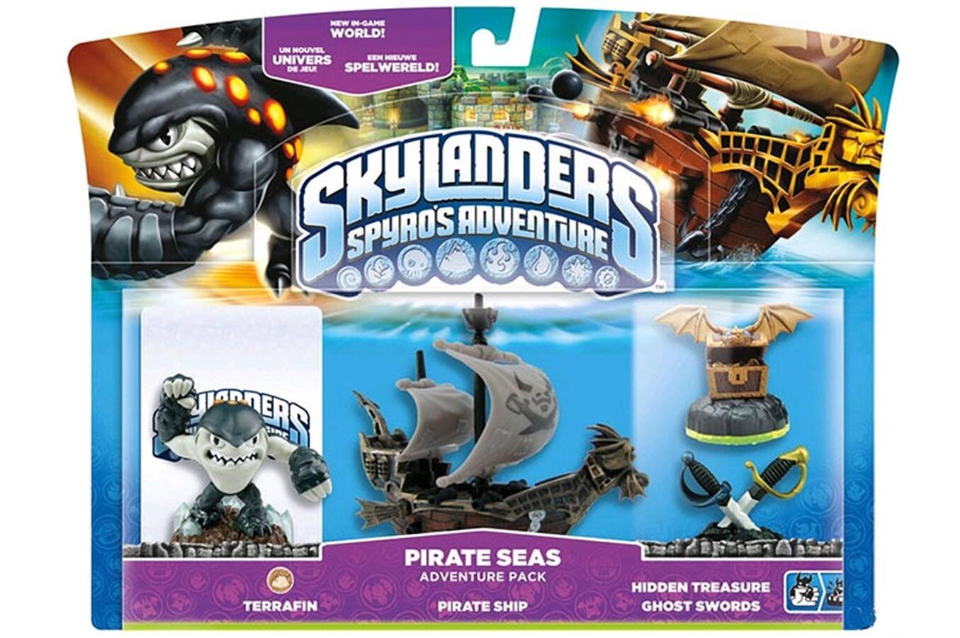 Jeux wii activision skylanders pack aventure 1316133 darty - Jeux gratuits de skylanders ...
