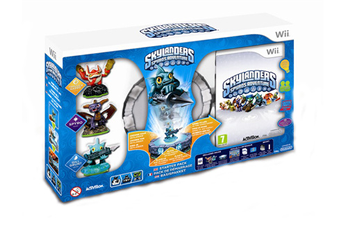 Jeux Wii SKYLANDERS : SPYRO'S KINGDOM Activision