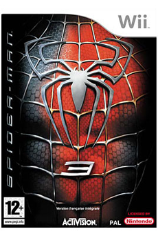 Jeux Wii SPIDERMAN 3 Activision
