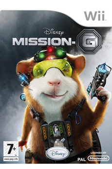Jeux Wii MISSION G Buena Vista Games