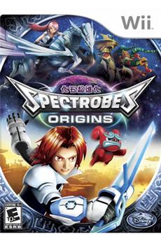 Jeux Wii SPECTROBES ORIGINS Buena Vista Games