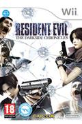 Jeux Wii Capcom RESIDENT EVIL DARK