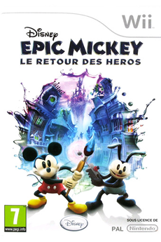 Jeux Wii EPIC MICKEY 2 Disney