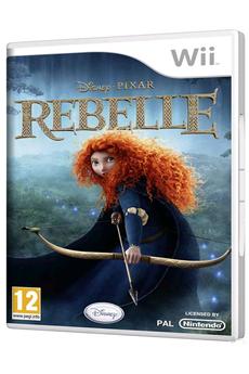 Jeu Nintendo Wii - Rebelle