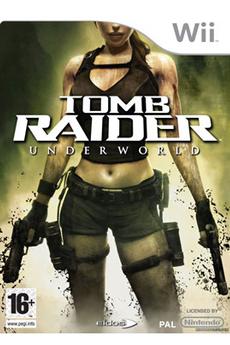 Jeux Wii TOMB RAIDER UNDERWORLD Eidos