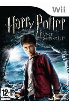Jeux Wii HARRY POTTER Electronic Arts