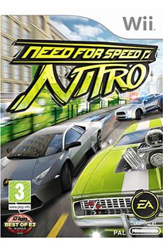 Jeux Wii NFS NITRO Electronic Arts