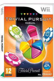 Jeux Wii TRIVIAL POURSUIT:BET YOU KNOW IT Electronic Arts