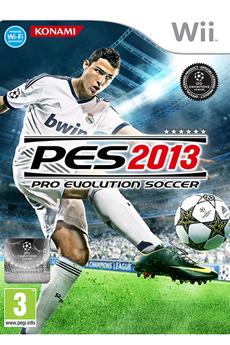 Jeux Wii PES 2013 Konami