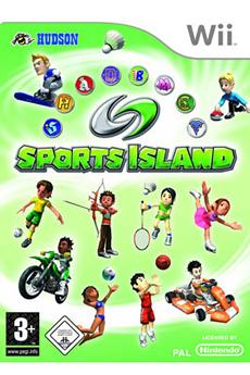 Jeux Wii SPORTS ISLAND Konami