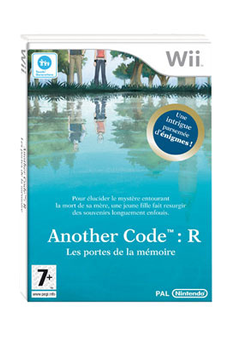 Jeux Wii ANOTHER CODE:R Nintendo