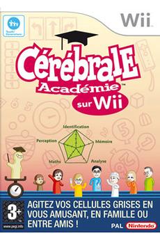 Jeux Wii CEREBRALE ACADEMY Nintendo