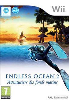 Jeux Wii ENDLESS OCEAN 2 Nintendo