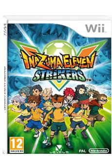 Jeux Wii INAZUMA ELEVEN : STRIKERS Nintendo