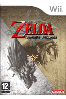 Jeux Wii LEGEND OF ZELDA Nintendo