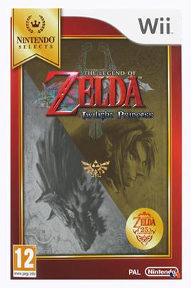 Jeux Wii Nintendo LEGEND ZELDA TWILIGHT PRINCESS