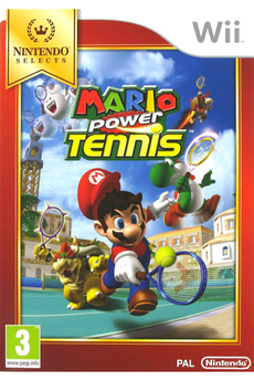 Jeux Wii MARIO POWER TENNIS Nintendo