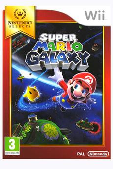 Jeux Wii SUPER MARIO GALAXY Nintendo
