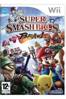 Jeux Wii SUPER SMASH BROS BRA Nintendo