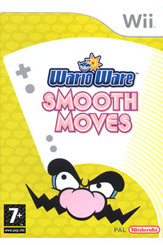 Jeux Wii WARIO WARE Nintendo