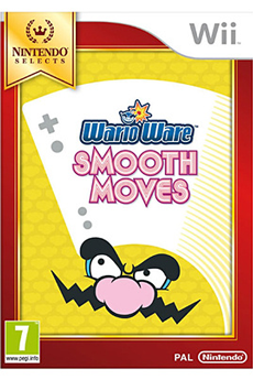 Jeux Wii WARIOWARE : SMOOTH MOVES - NINTENDO SELECTS Nintendo