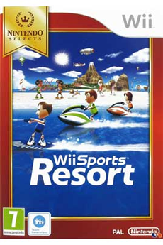 Jeu Nintendo Wii Selects - Sport Resort