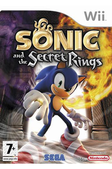Jeux Wii SONIC AND RINGS Sega