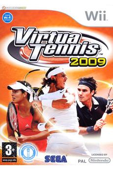 Jeux Wii VIRTUA TENNIS 09 Sega