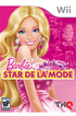 Jeux Wii BARBIE STAR DE MODE Thq