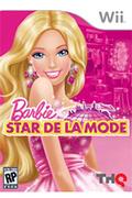 Jeux Wii Thq BARBIE STAR DE MODE