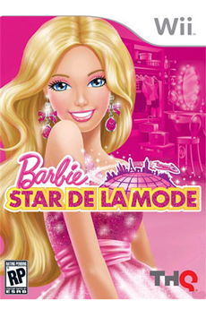 Jeux Wii BARBIE STAR DE MODE Thq