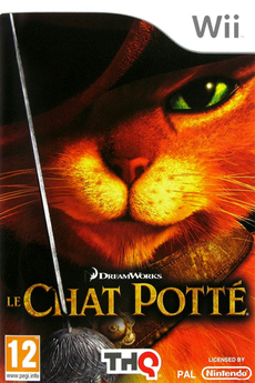 Jeux Wii LE CHAT POTTÉ Thq