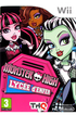Jeux Wii MONSTER HIGH : LYCEE D'ENFER Thq
